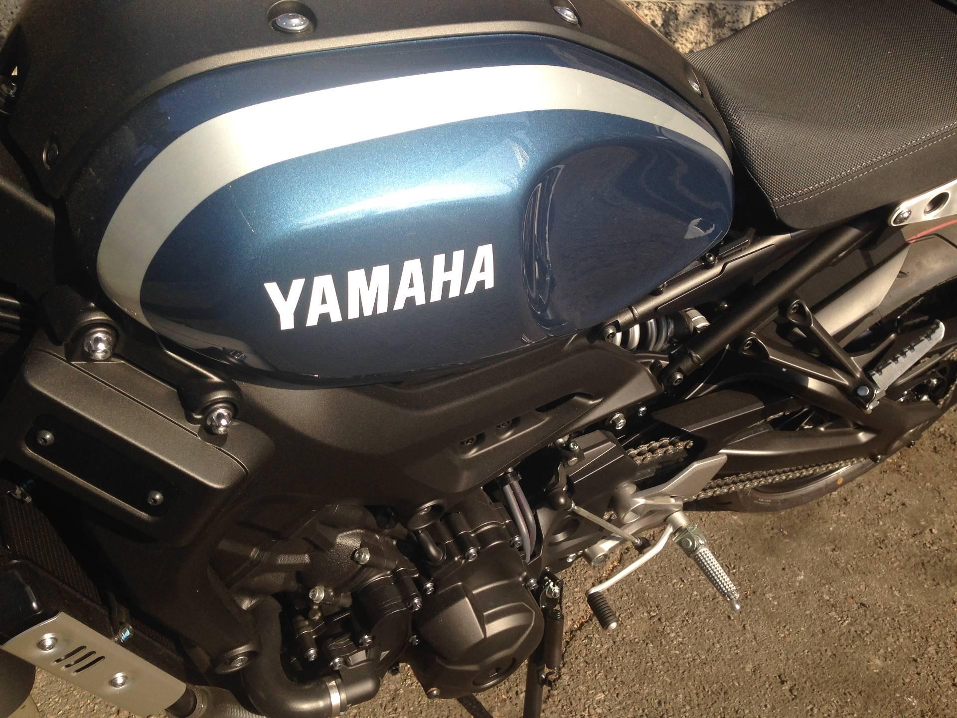 2017 Yamaha XSR900 3
