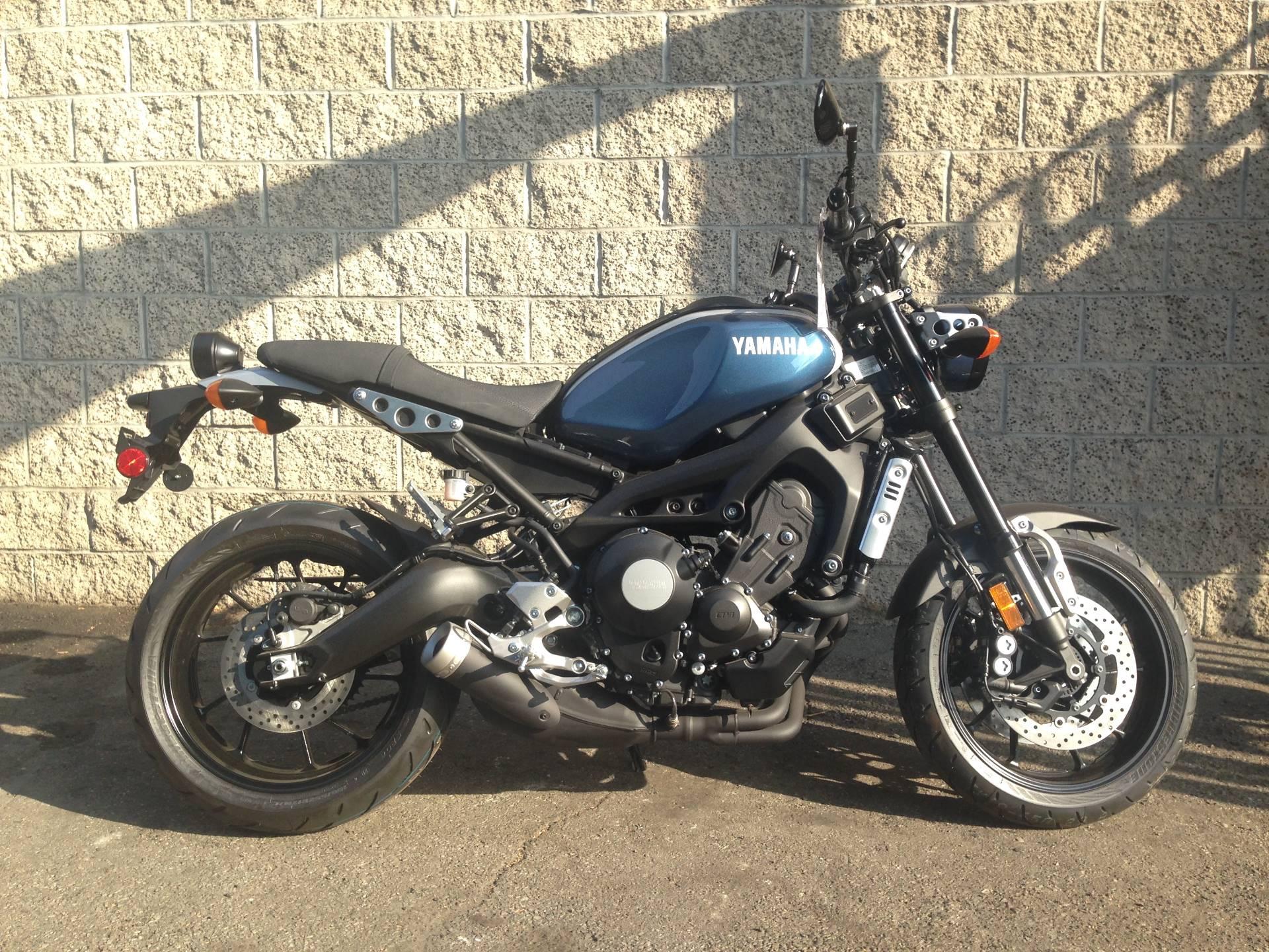 2017 Yamaha XSR900 for sale 8429