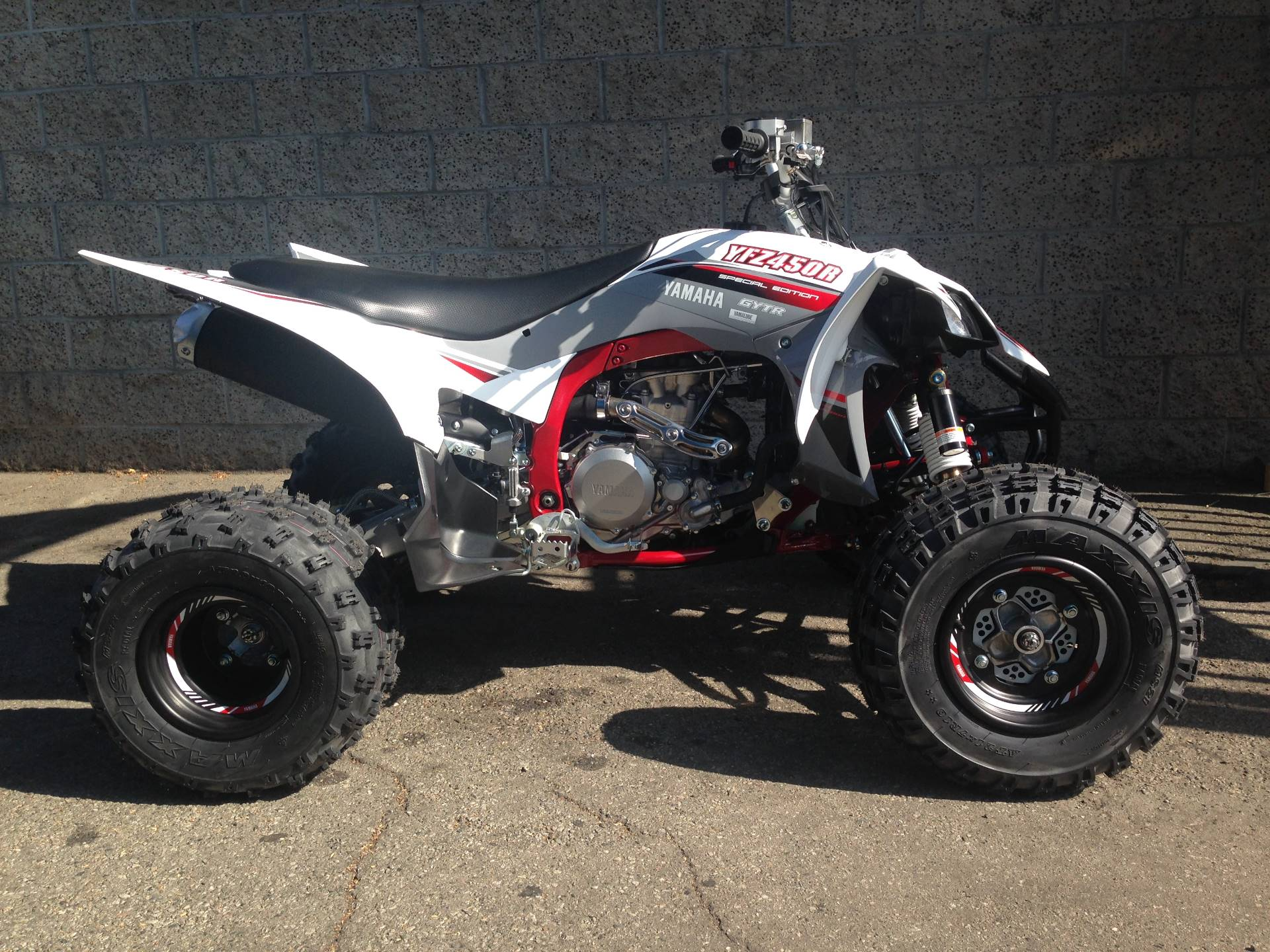 2018 Yamaha YFZ450R SE for sale 79015
