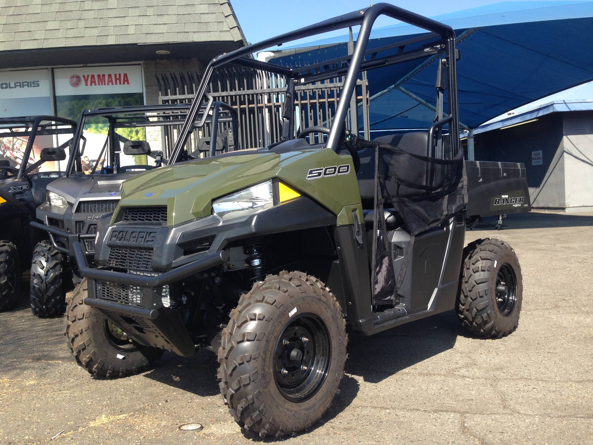 2018 Polaris Ranger 500 for sale 80638
