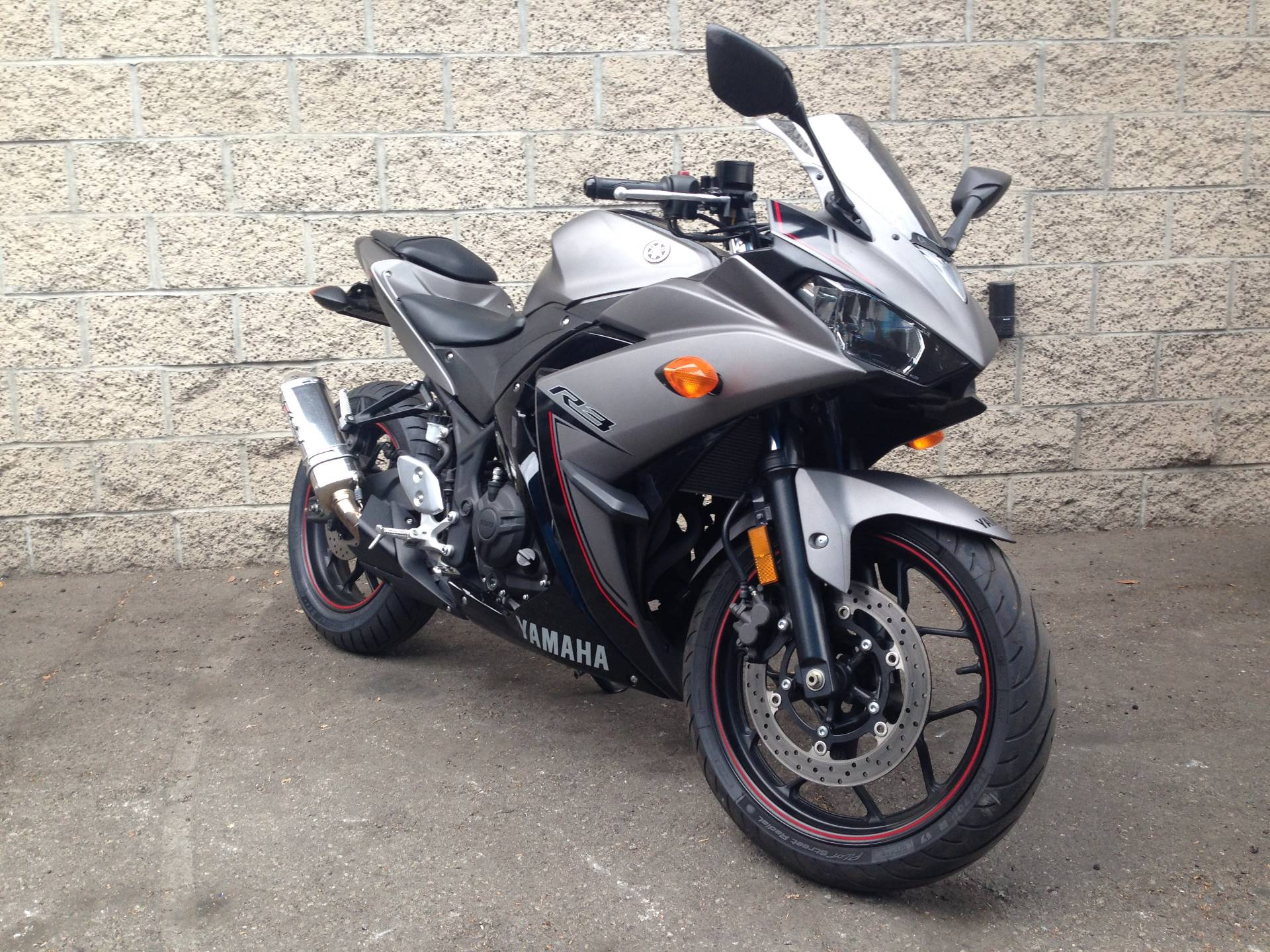 2016 yamaha yzf r3 for sale. Black Bedroom Furniture Sets. Home Design Ideas