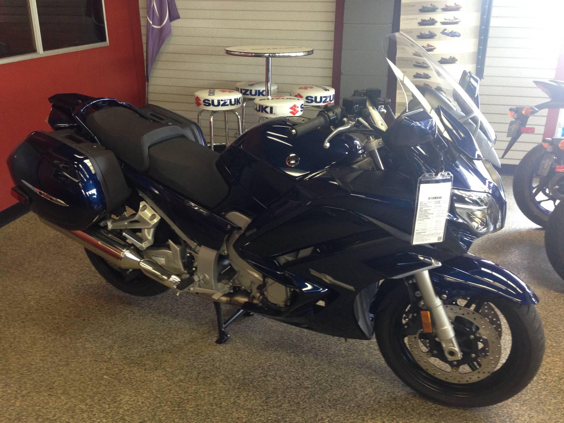 2016 Yamaha FJR1300A 1