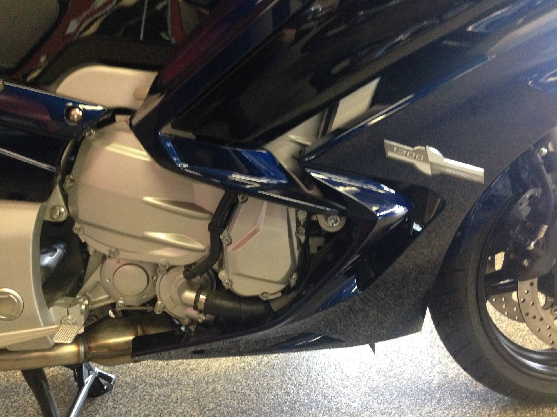 2016 Yamaha FJR1300A 12
