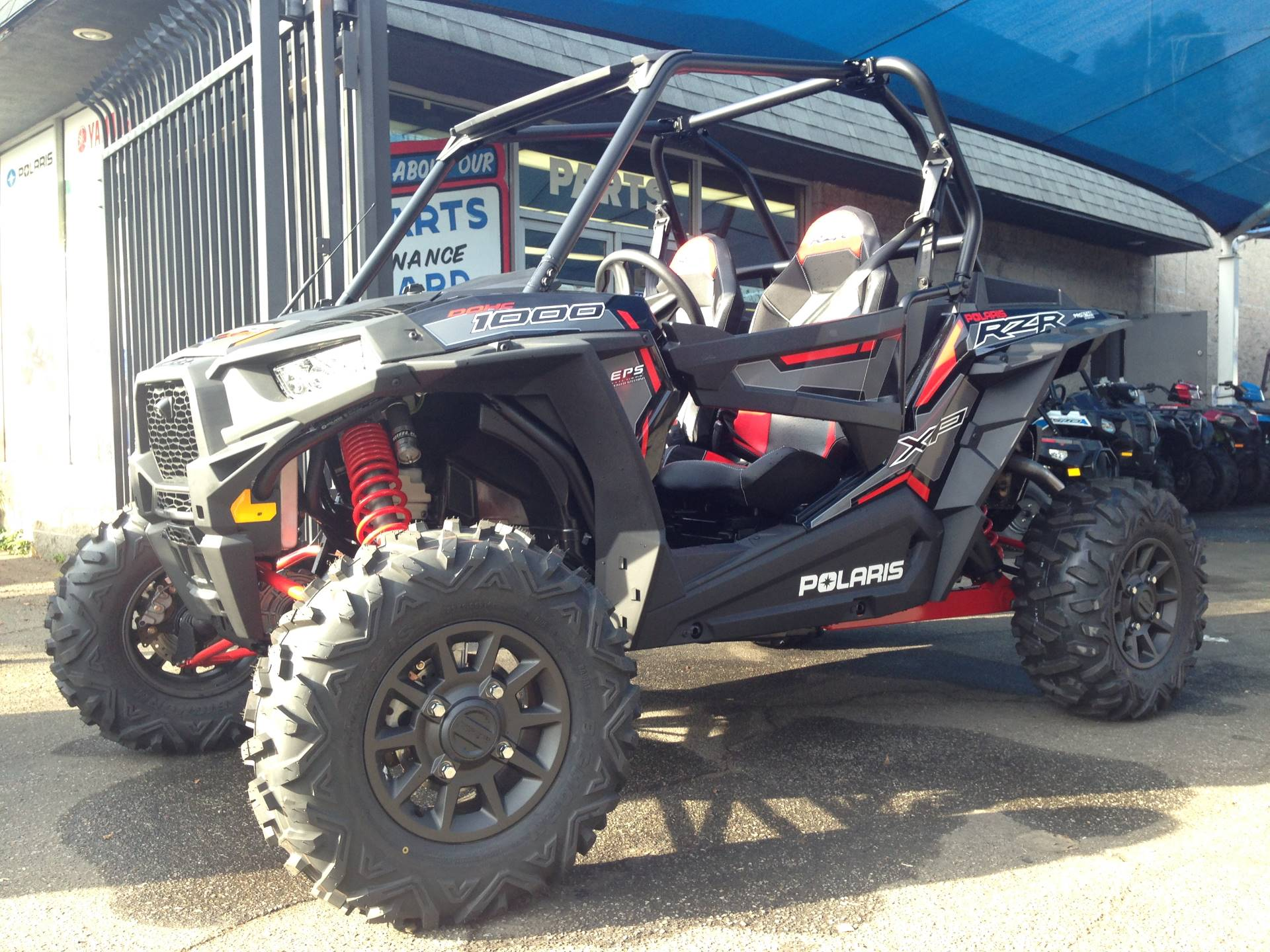 2018 Polaris RZR XP 1000 EPS Ride Command Edition for sale 103795