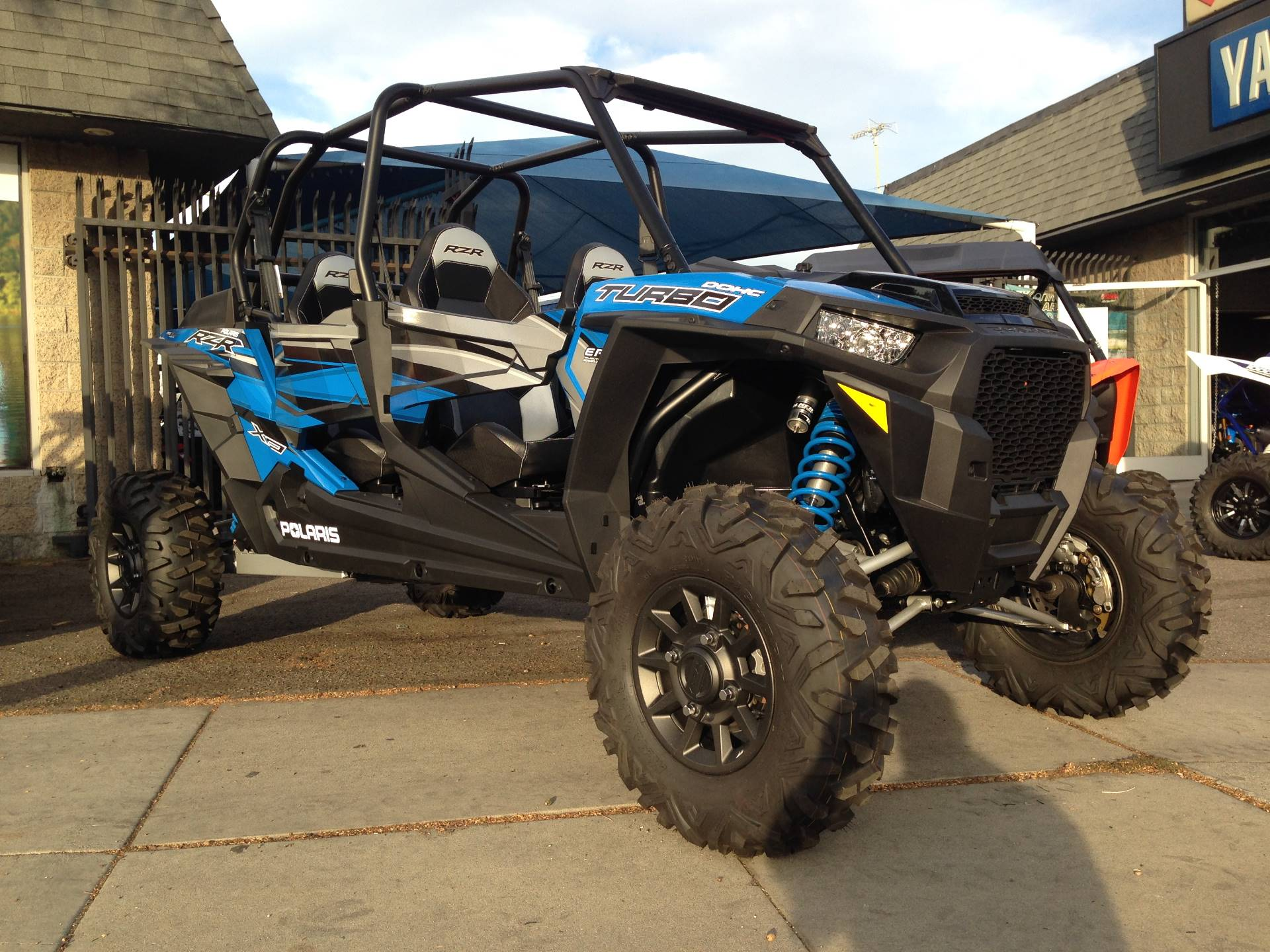 2018 Polaris RZR XP 4 Turbo EPS for sale 88369