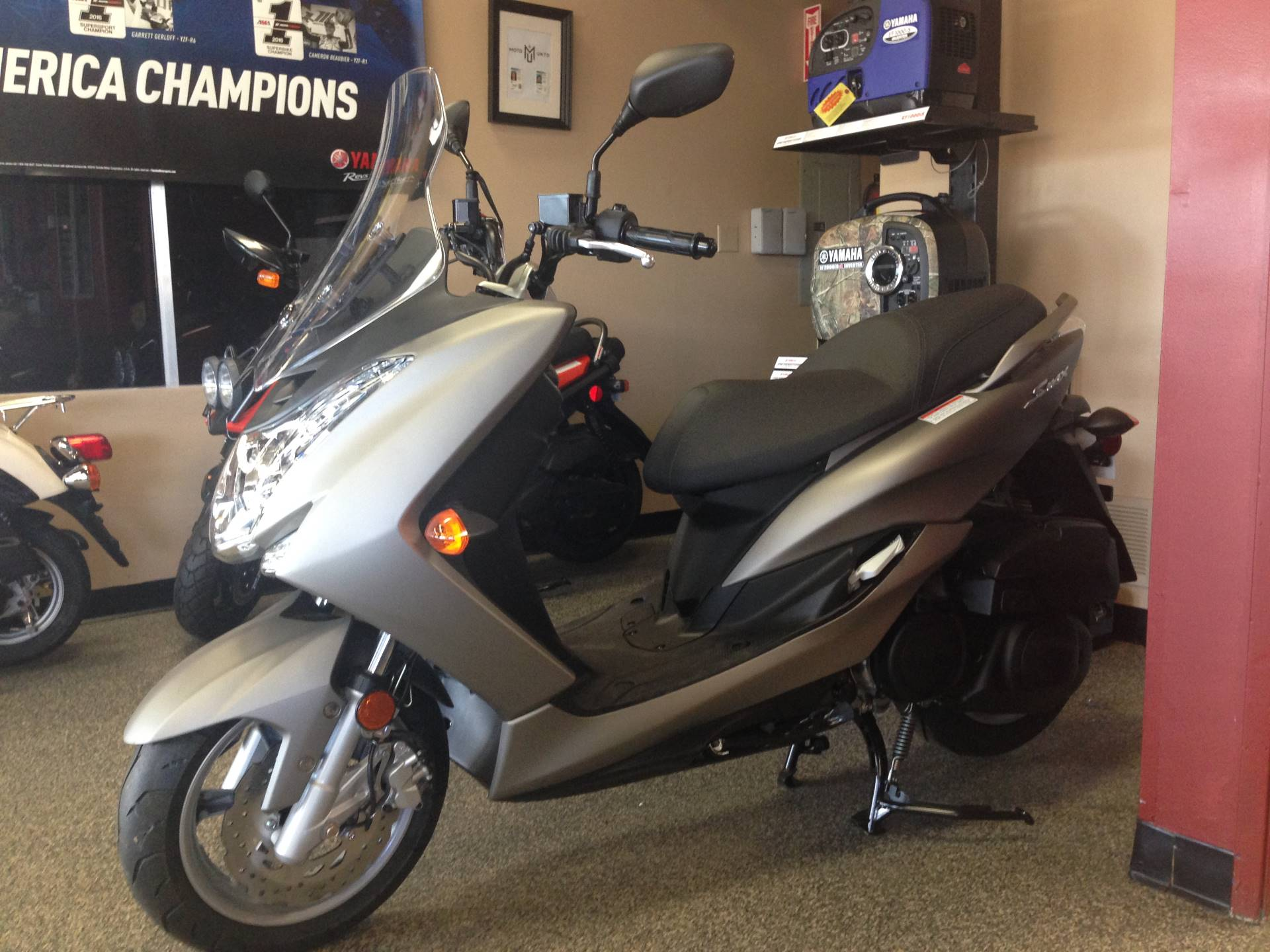 2015 Yamaha SMAX for sale 141