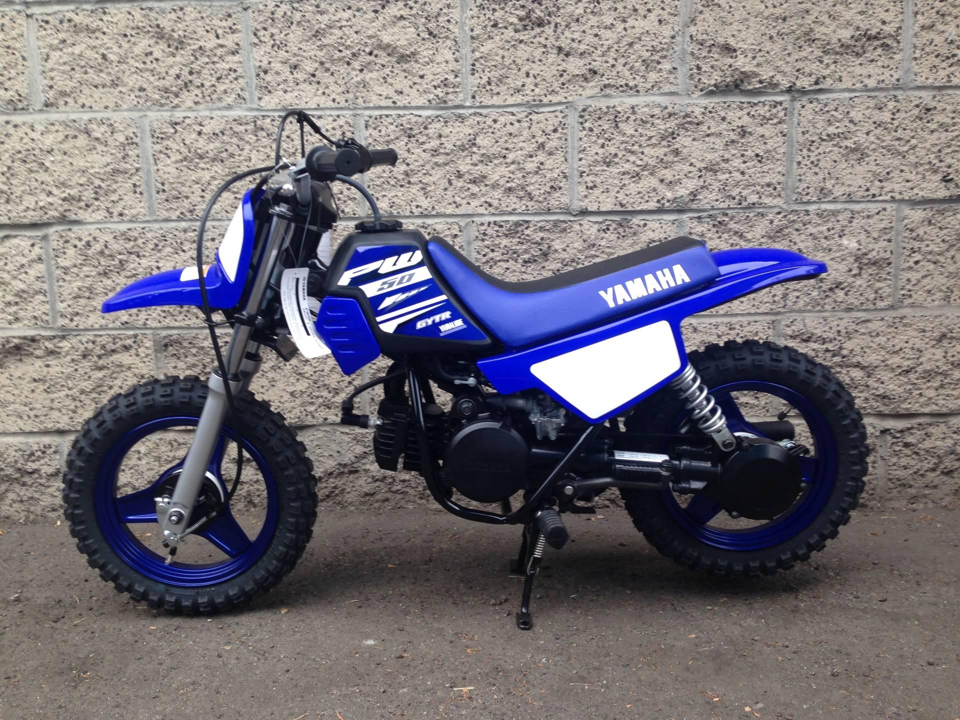 2018 Yamaha PW50 2