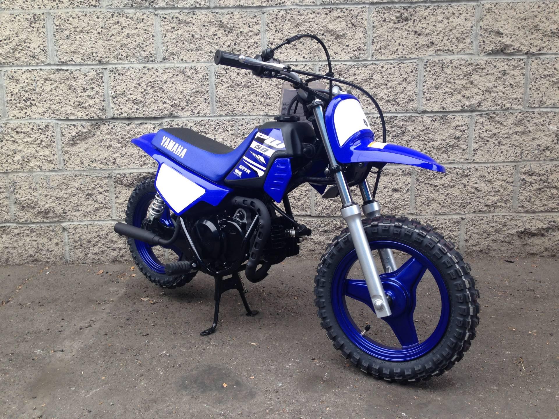 2018 Yamaha PW50 6
