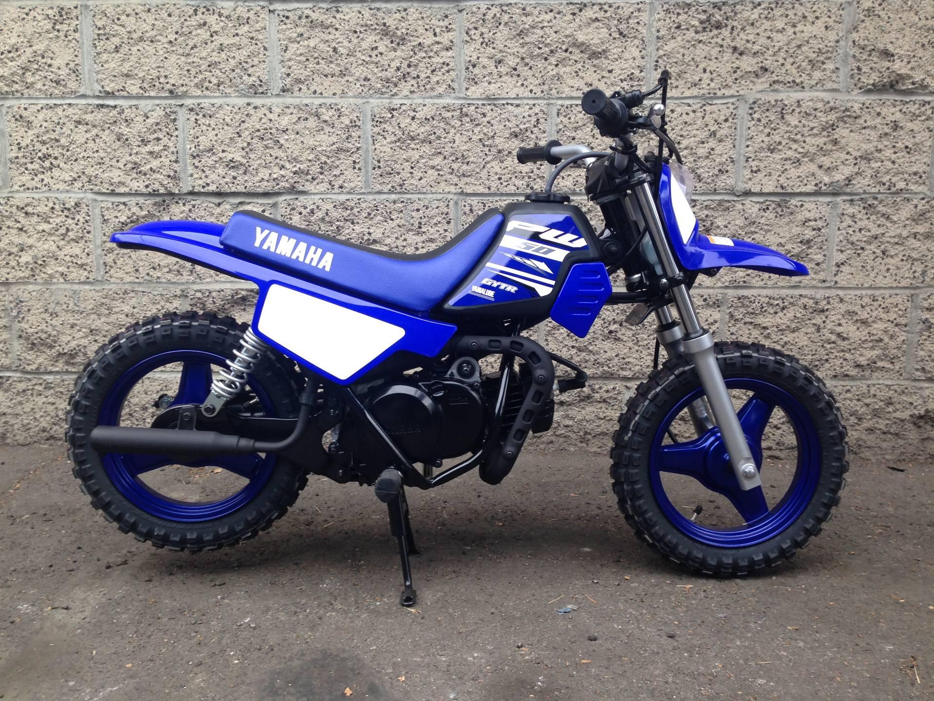 2018 Yamaha PW50 7