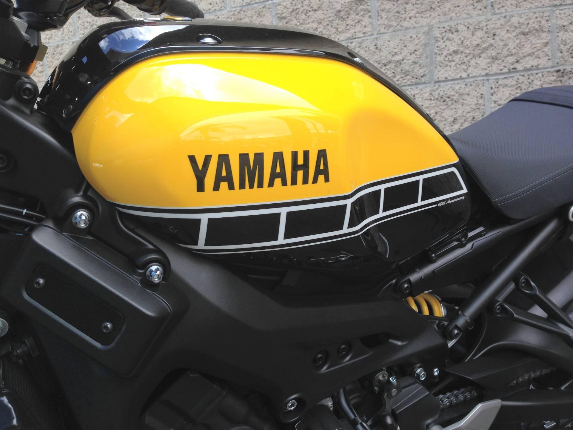2016 Yamaha XSR900 3