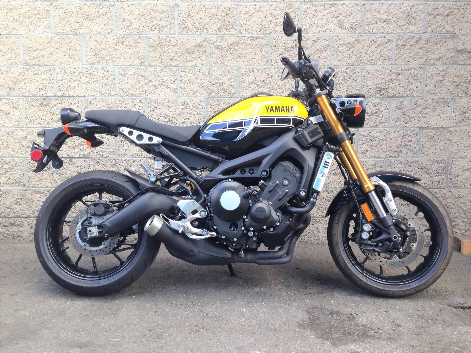 2016 Yamaha XSR900 6