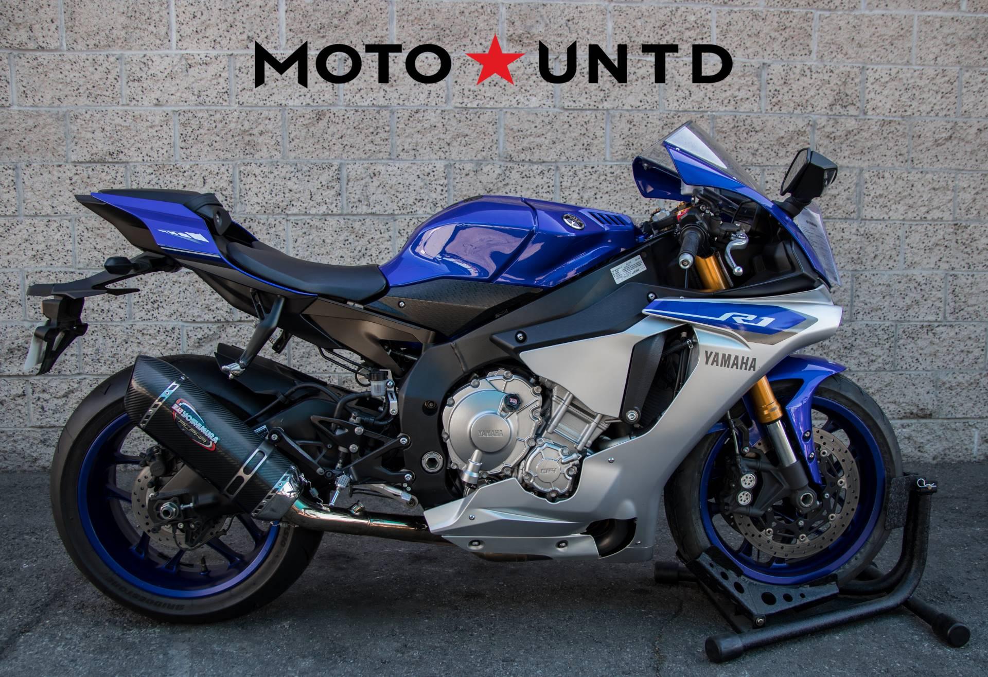 2015 Yamaha YZF-R1 1