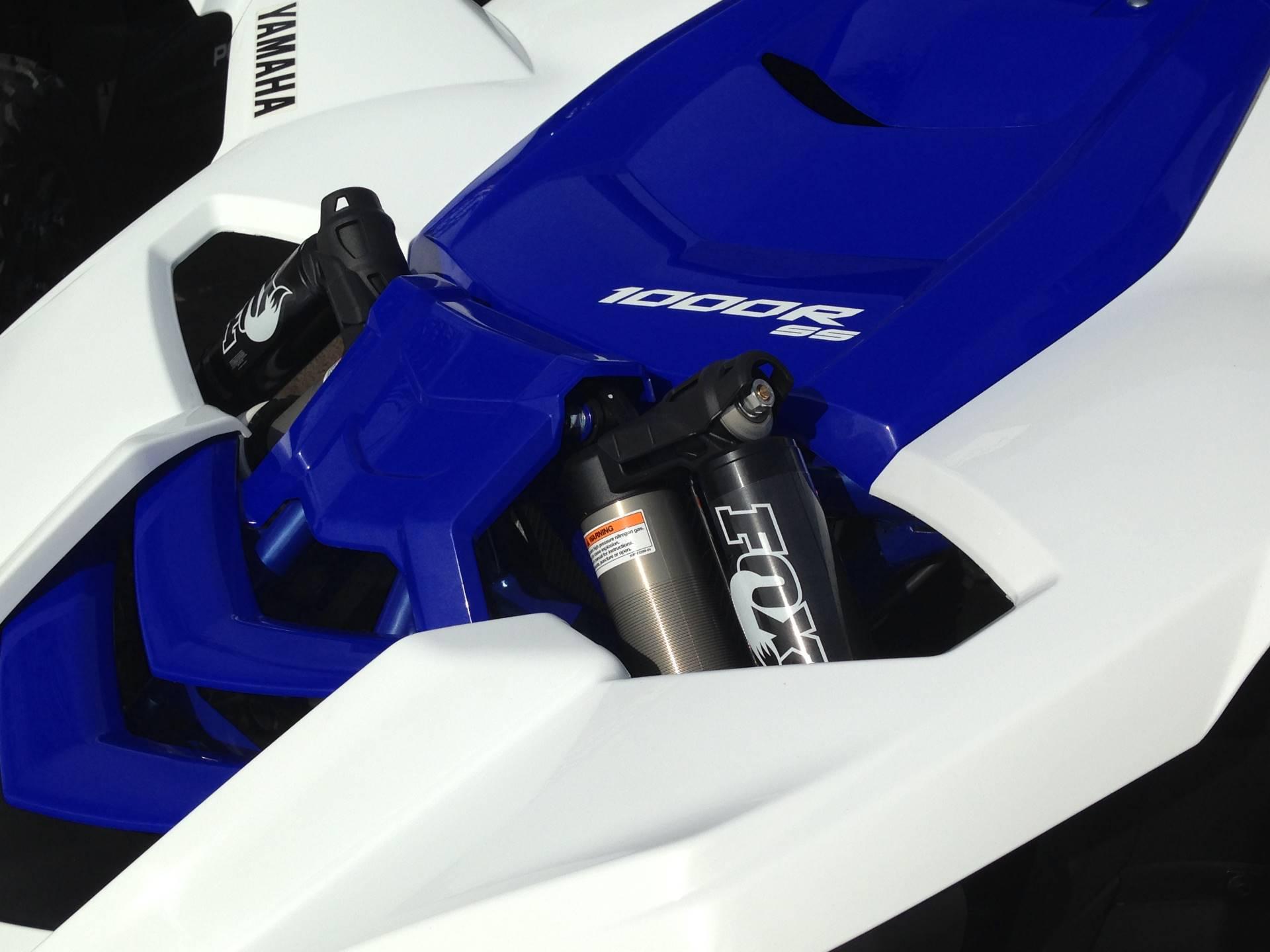 2017 Yamaha YXZ1000R SS 4