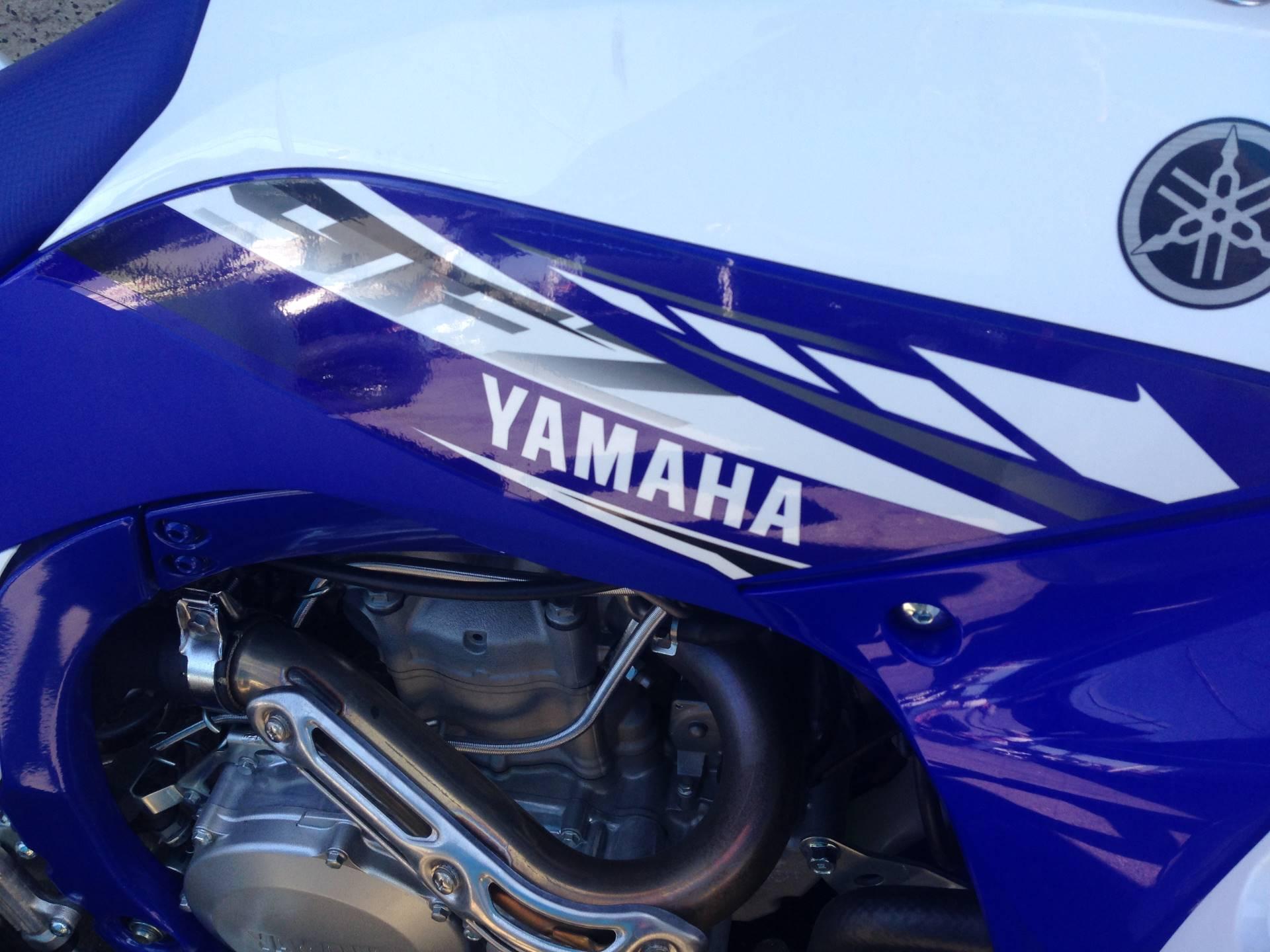 2017 Yamaha YFZ450R 3