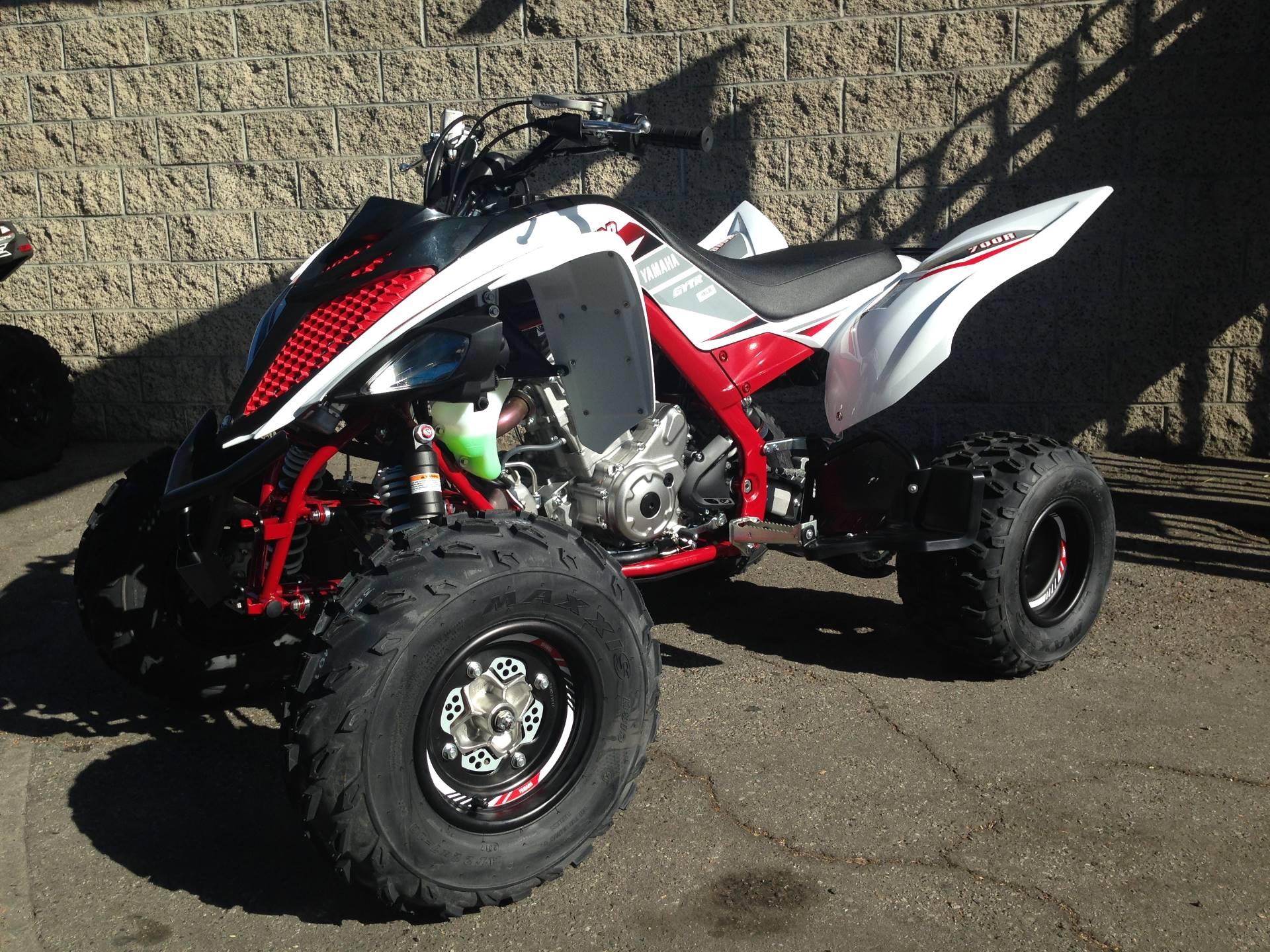 2018 Yamaha Raptor 700R SE for sale 92627