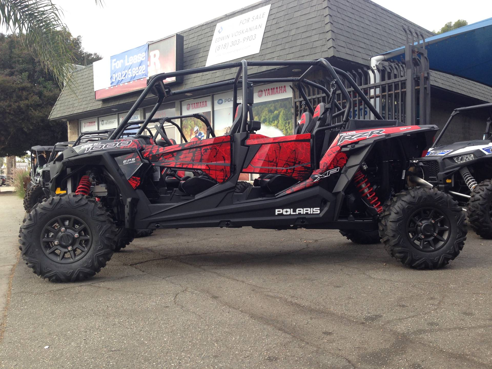 2018 Polaris RZR XP 4 1000 EPS for sale 104717