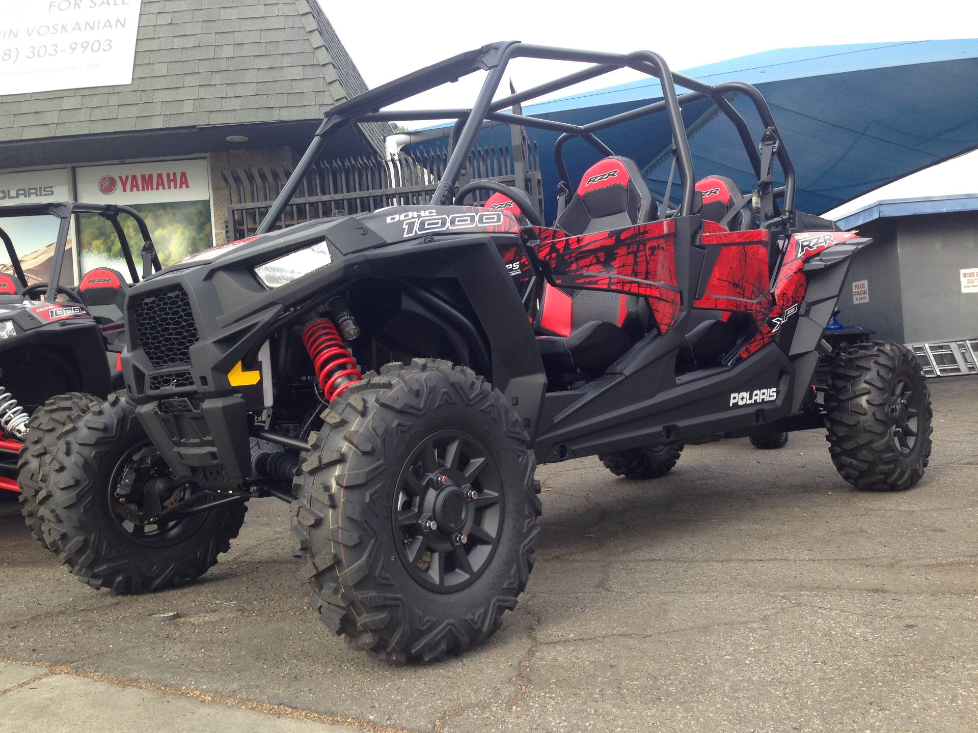 2018 Polaris RZR XP 4 1000 EPS 3