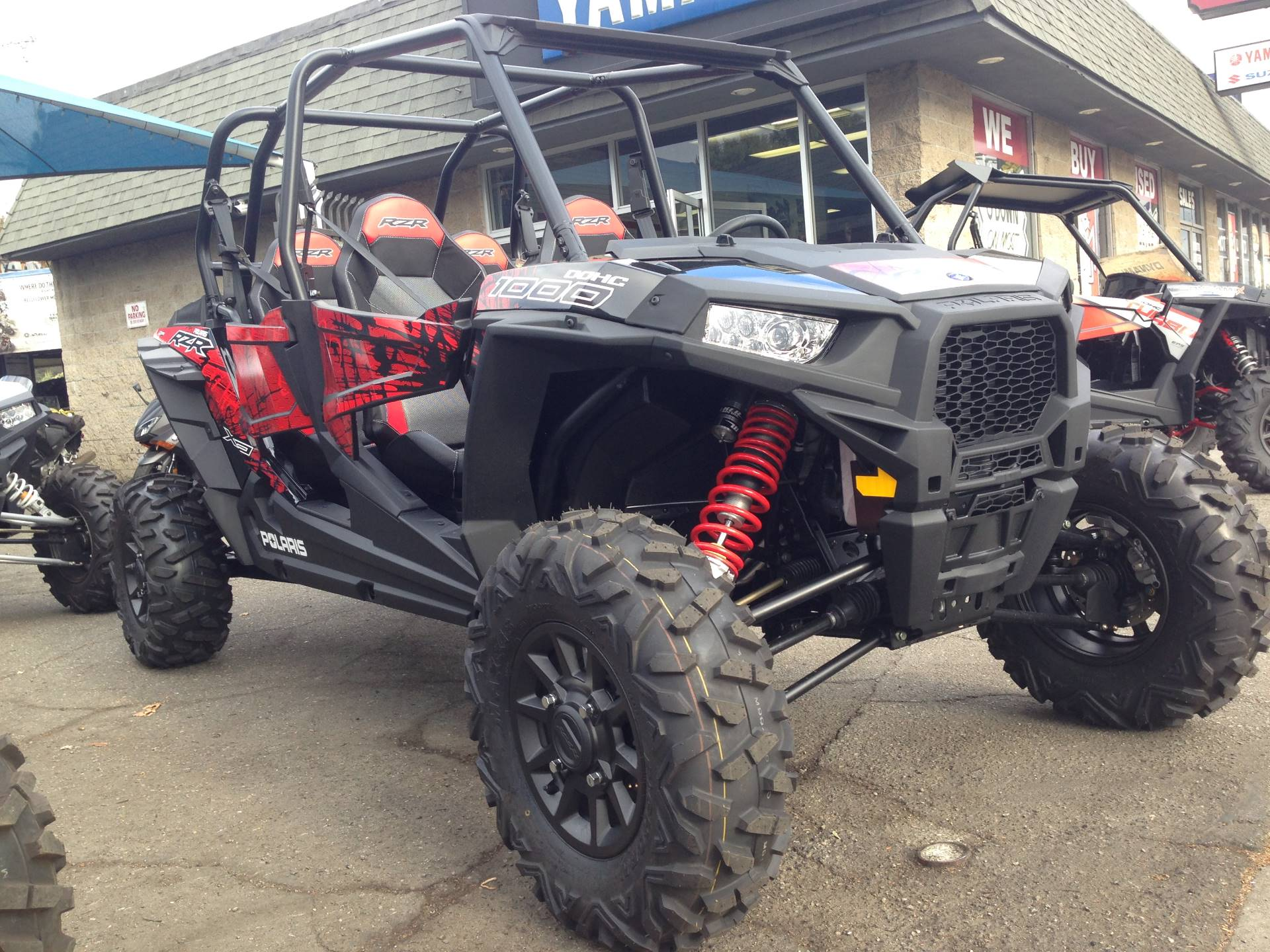 2018 Polaris RZR XP 4 1000 EPS 1