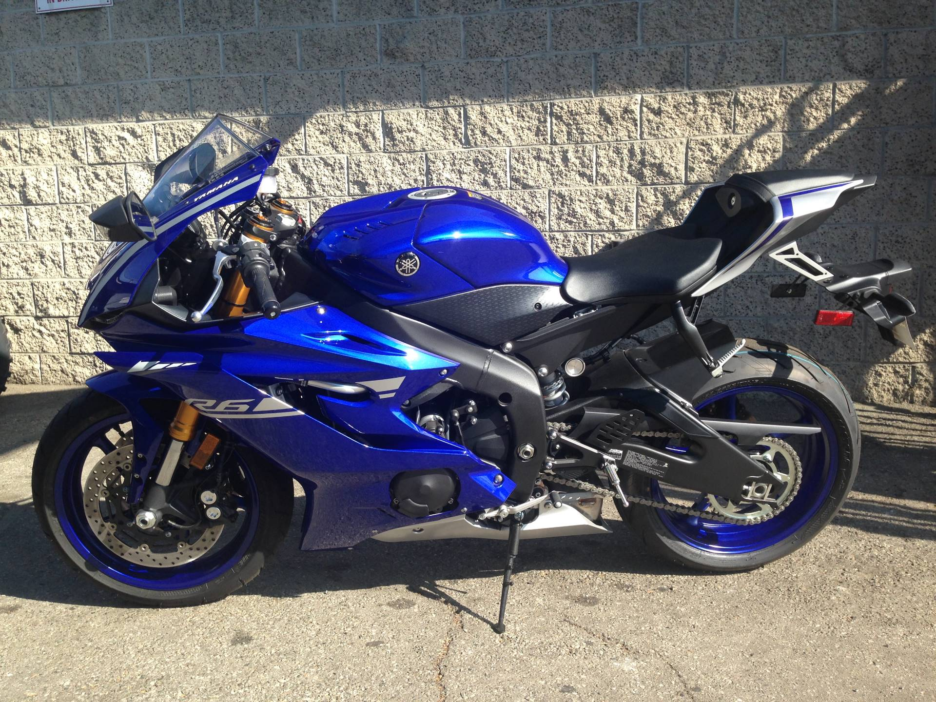 2017 Yamaha YZF-R6 for sale 3683