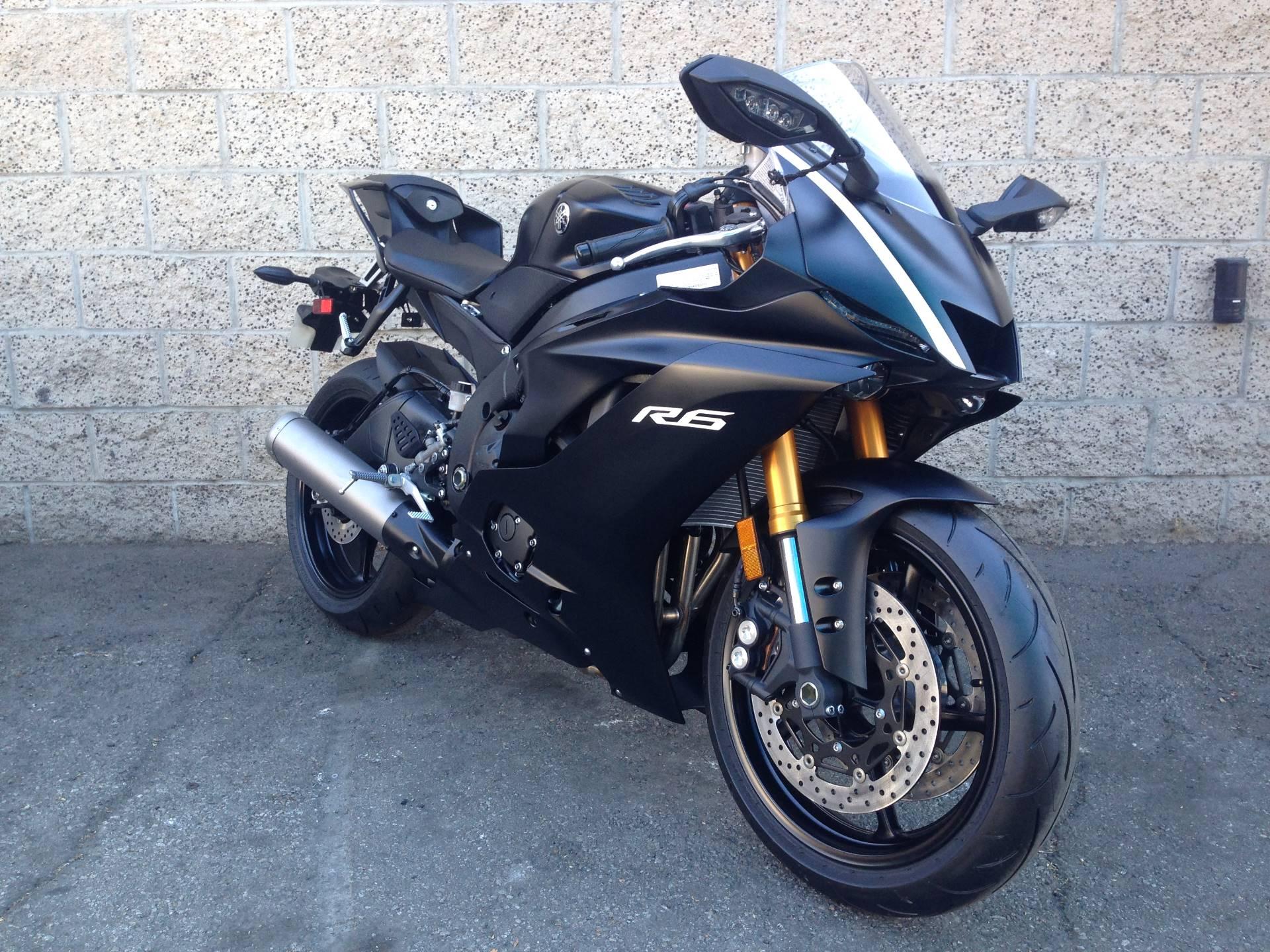 2017 Yamaha YZF-R6 for sale 8426