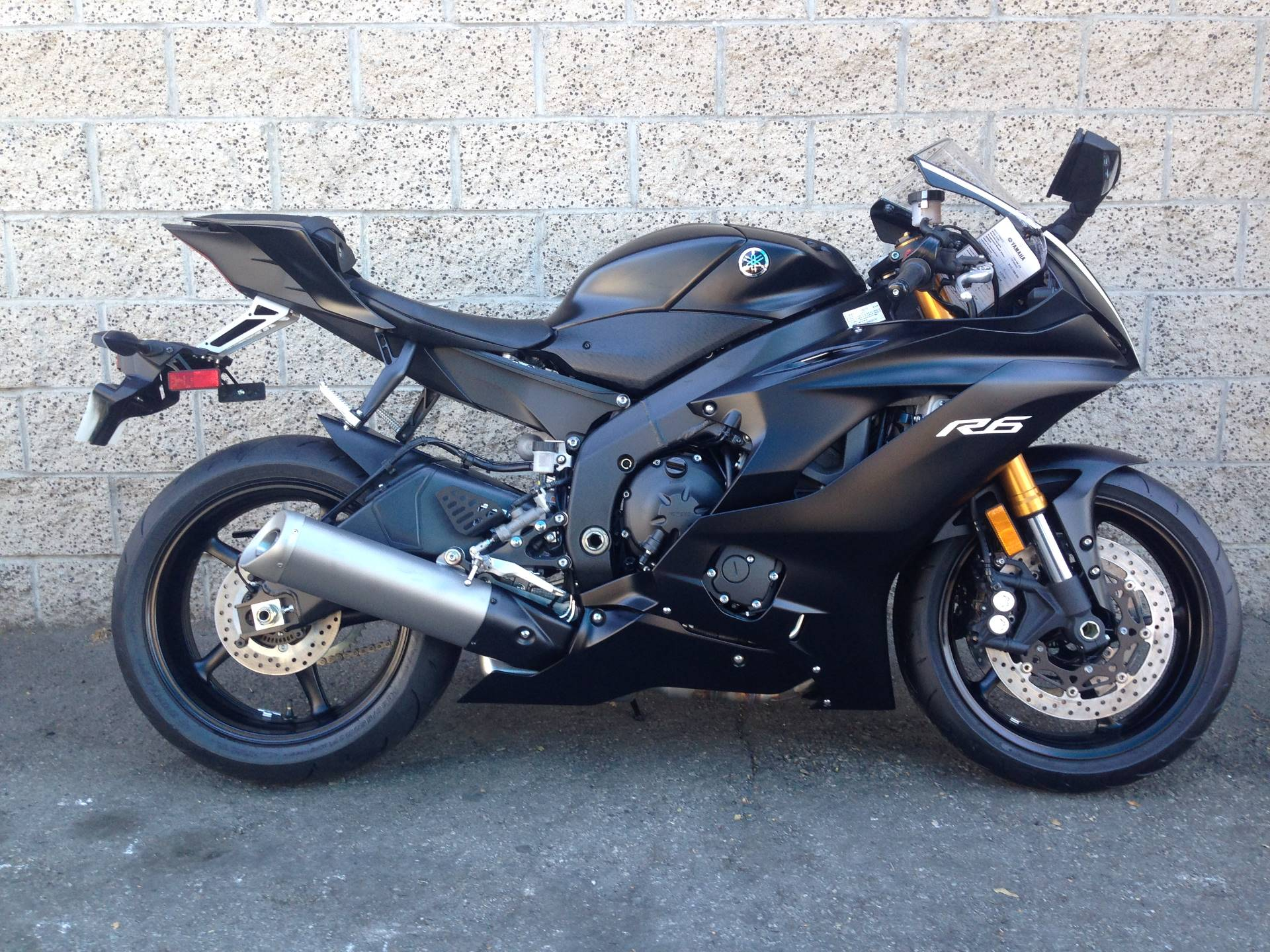 2017 Yamaha YZF-R6 for sale 23732