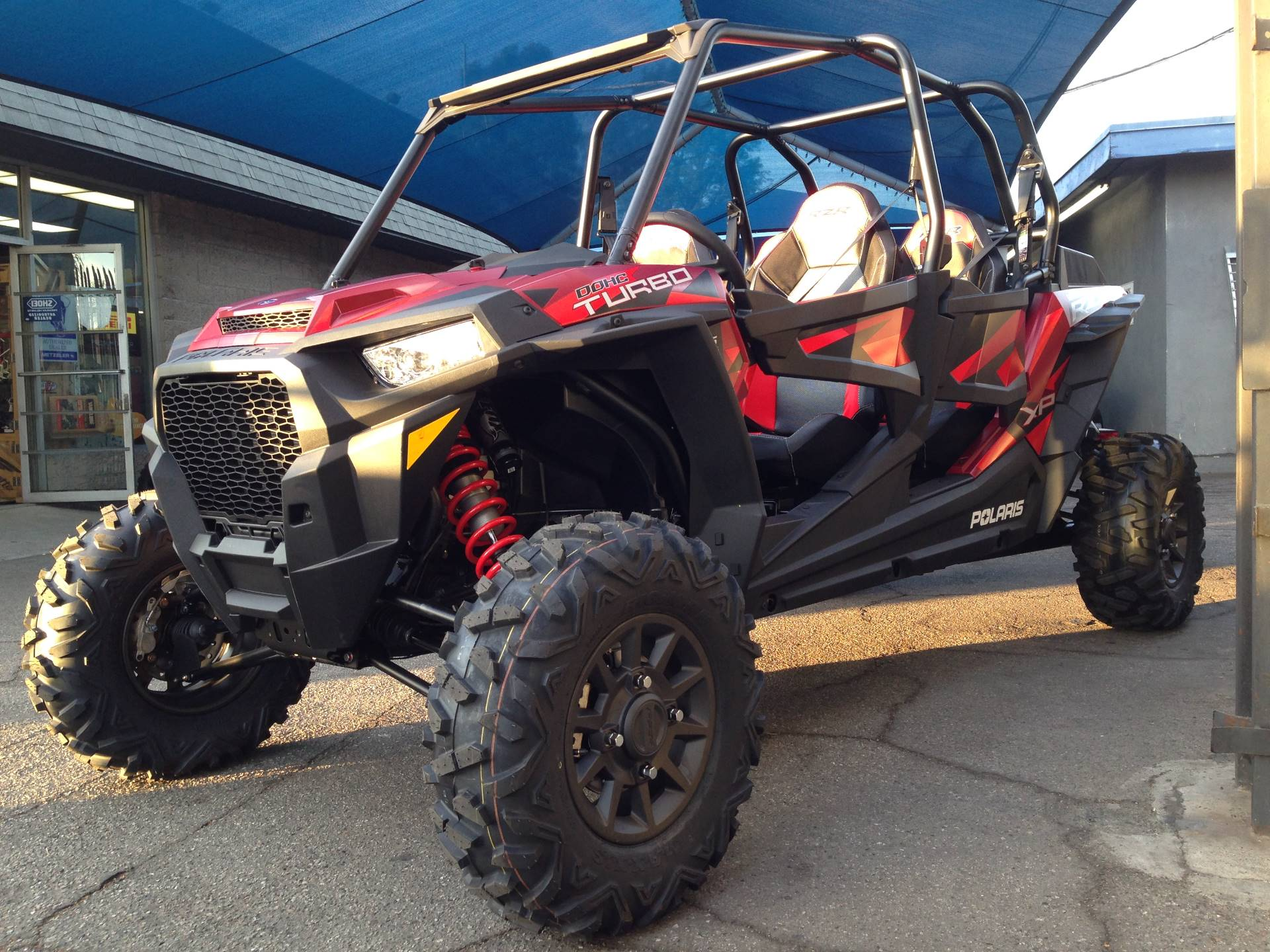 2018 Polaris RZR XP 4 Turbo EPS Fox Edition for sale 95364