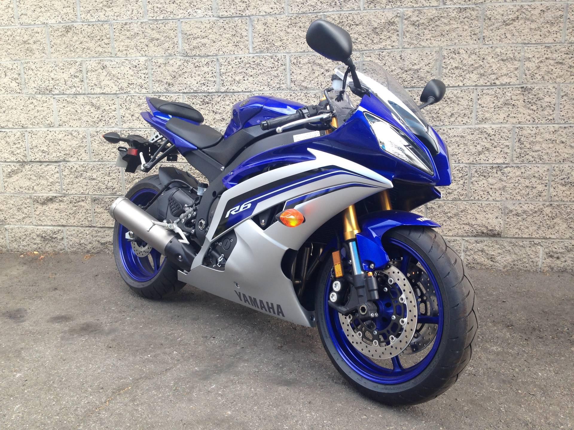 2016 Yamaha YZF-R6 for sale 10500