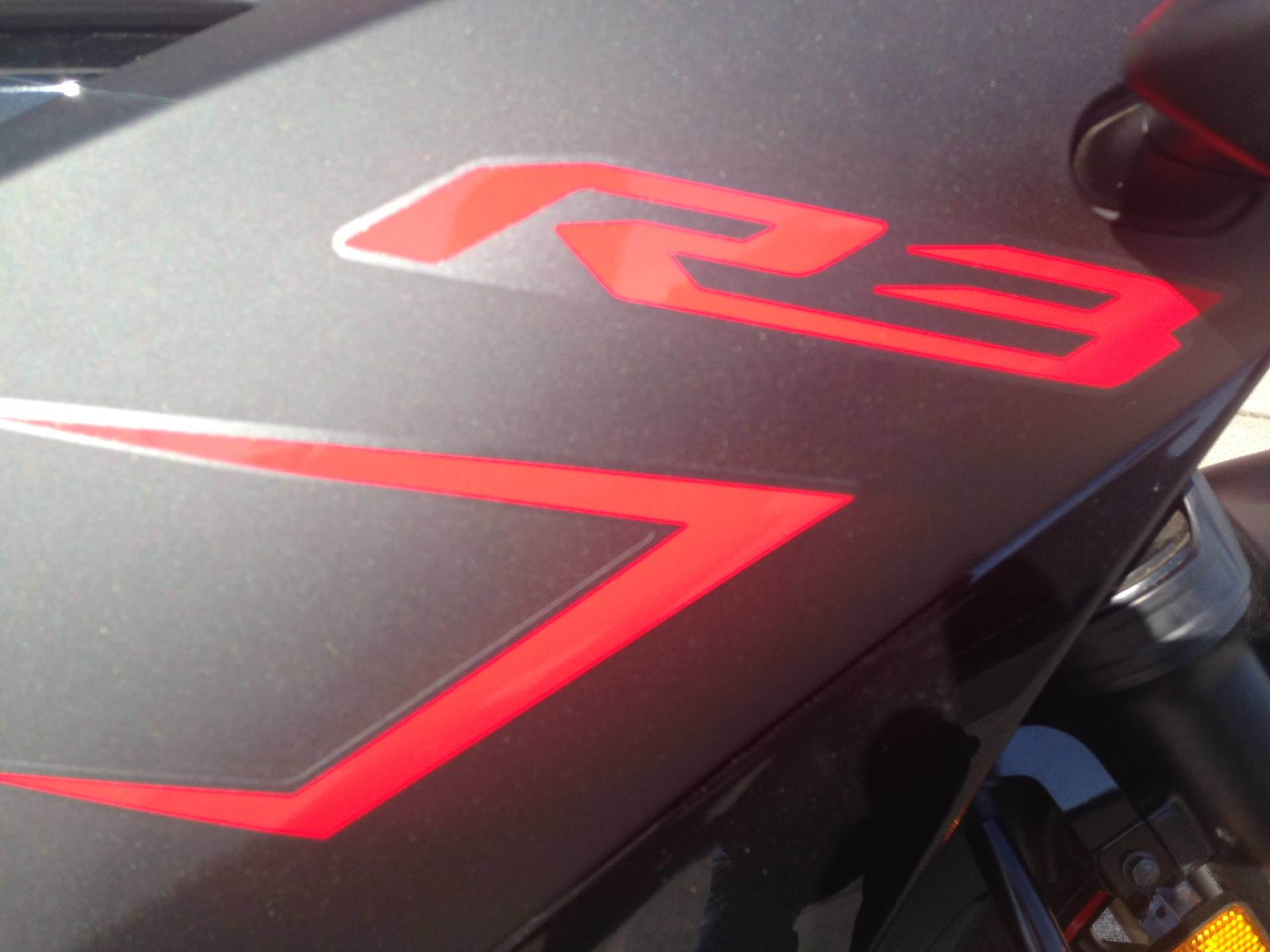 2017 Yamaha YZF-R3 for sale 18794