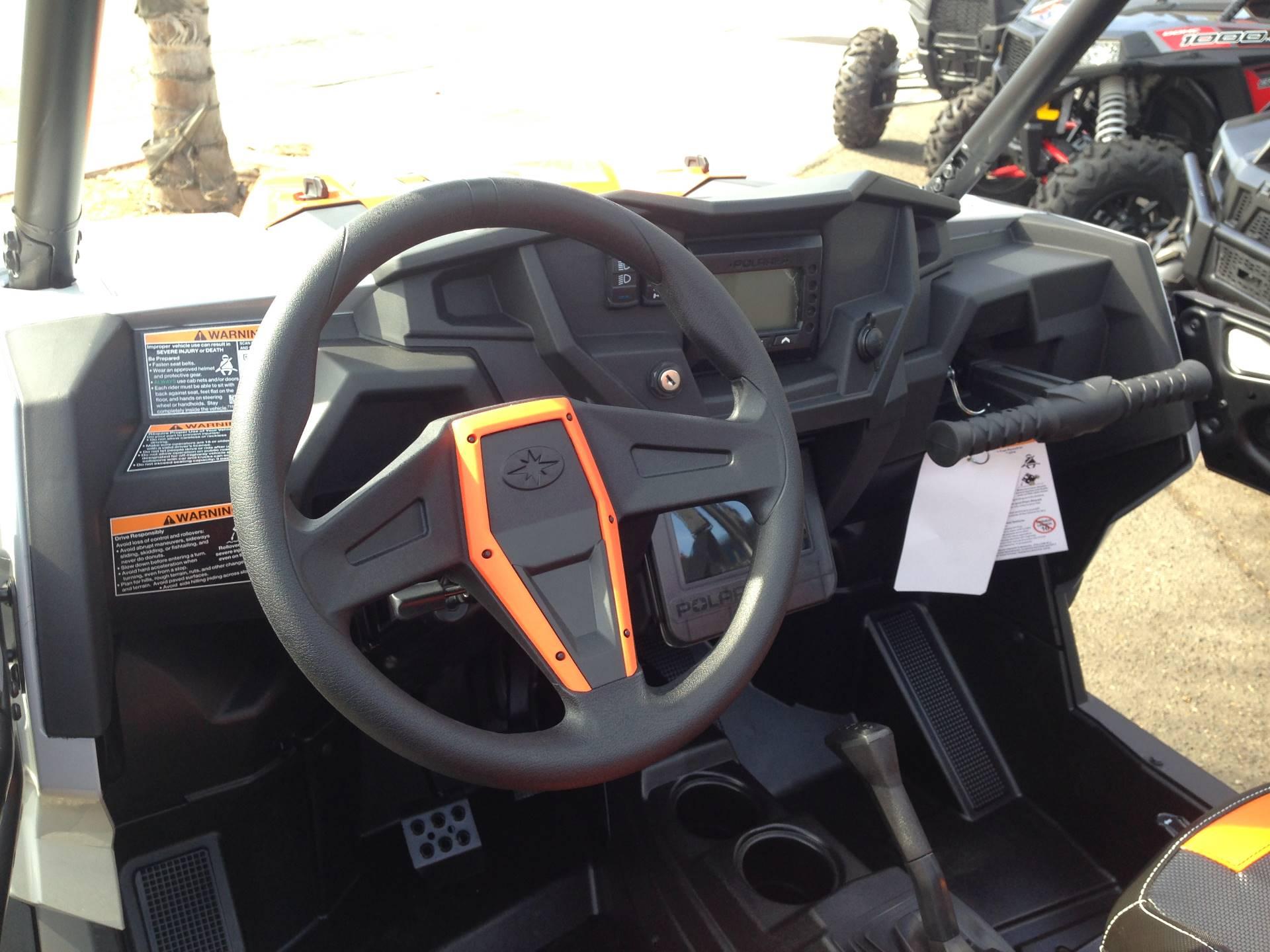 2018 Polaris RZR XP 4 Turbo EPS 4