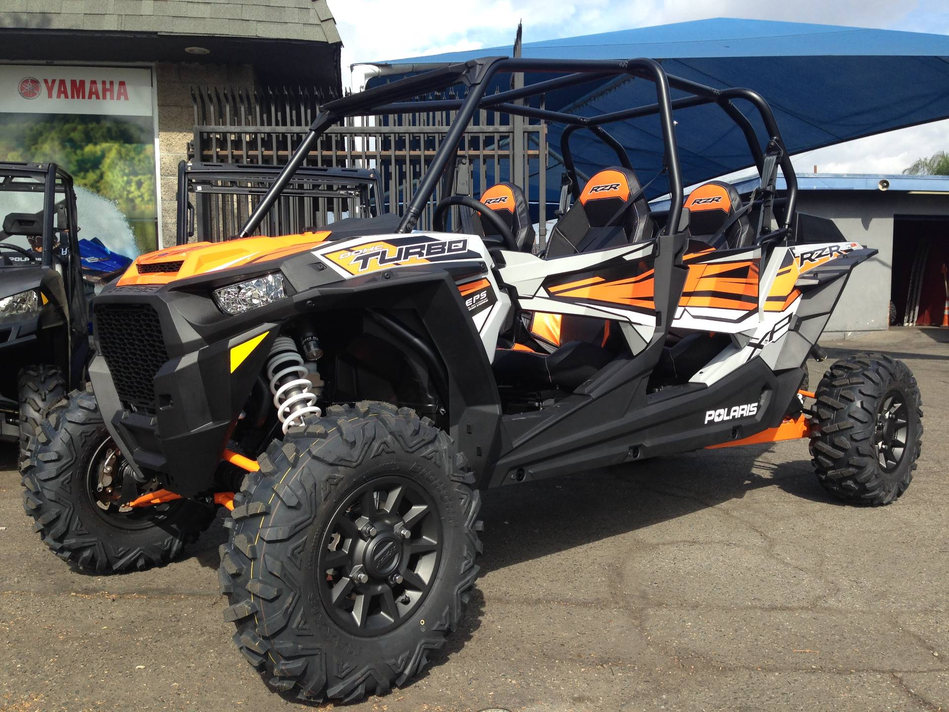 2018 Polaris RZR XP 4 Turbo EPS for sale 85957
