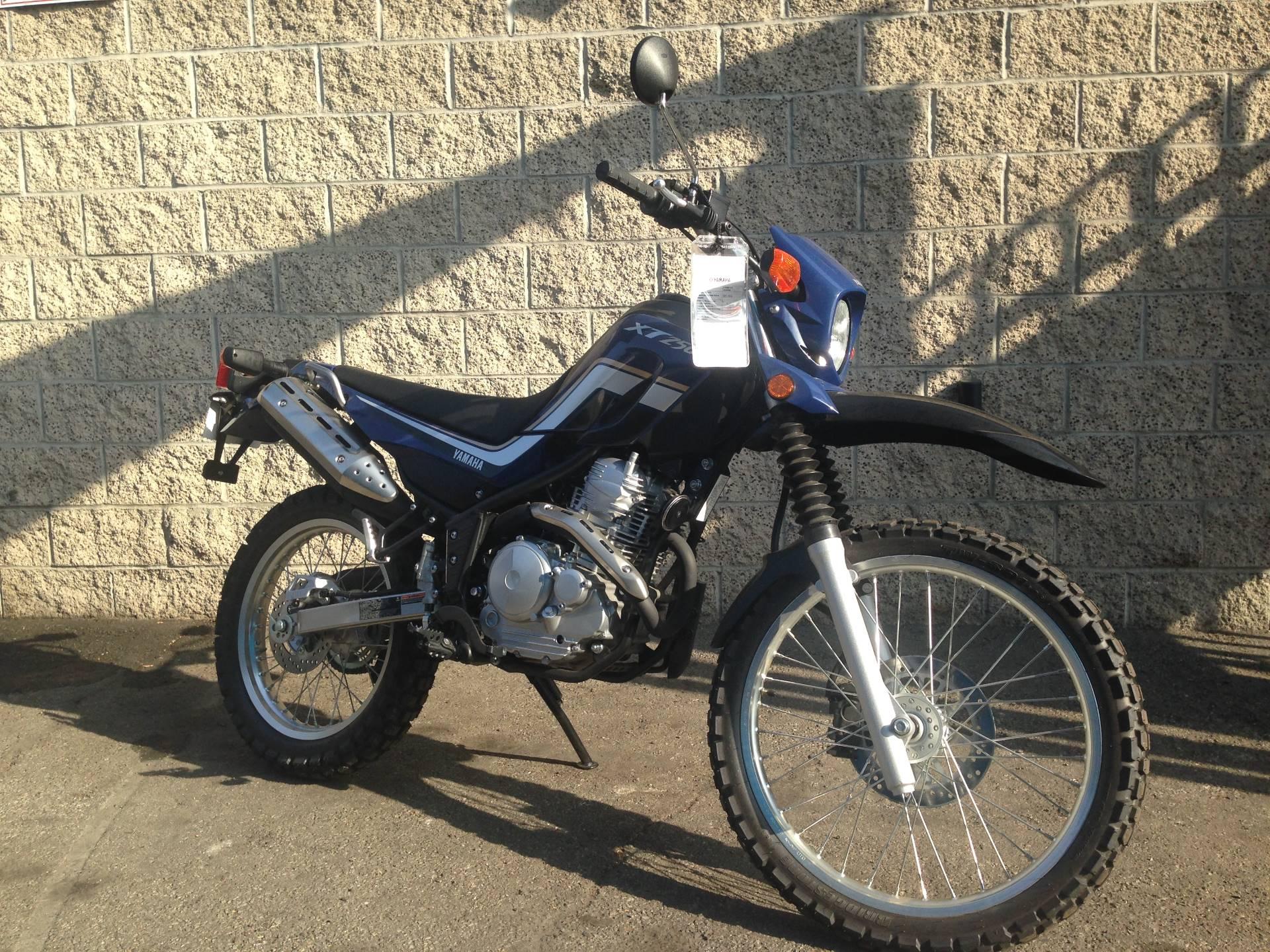 2017 Yamaha XT250 5