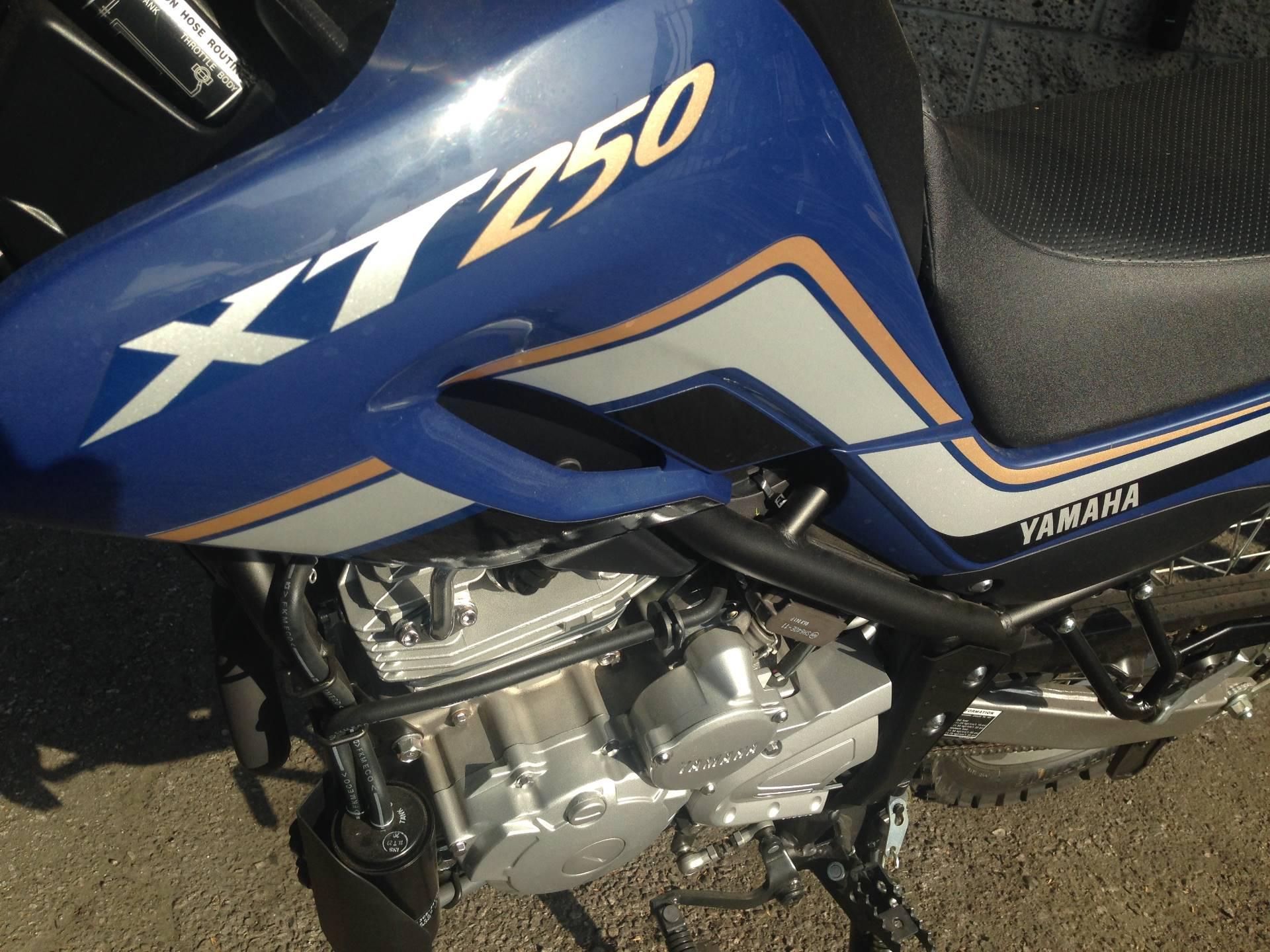 2017 Yamaha XT250 3