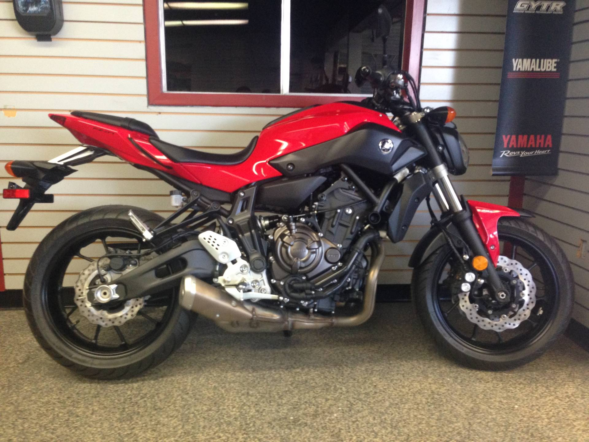 2017 Yamaha FZ-07 ABS for sale 3915