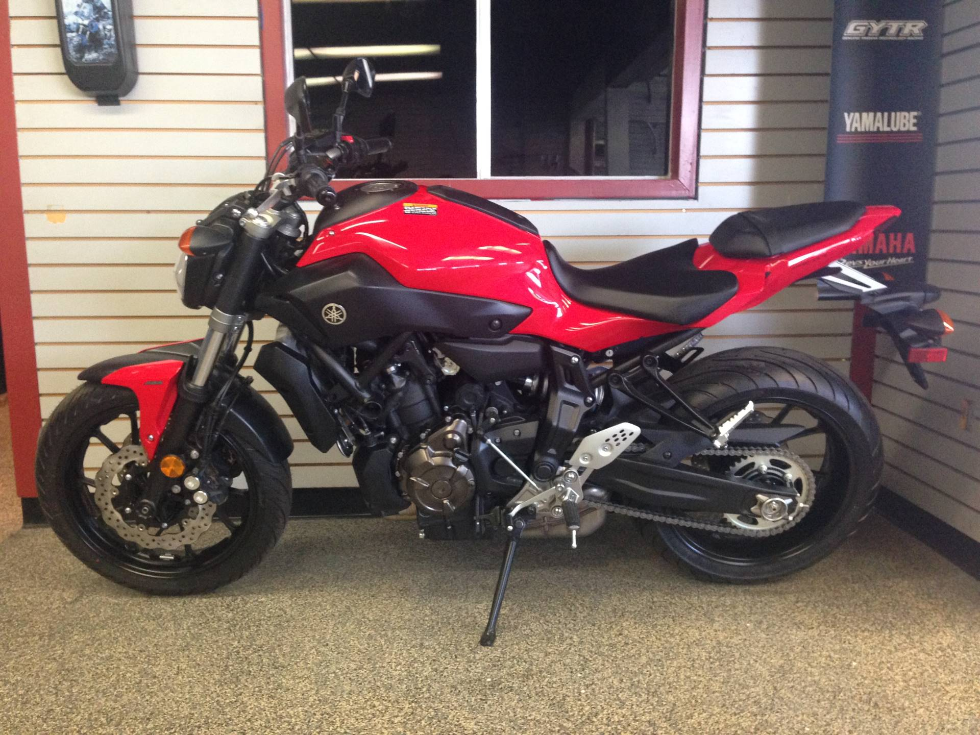 2017 Yamaha FZ-07 ABS for sale 30055