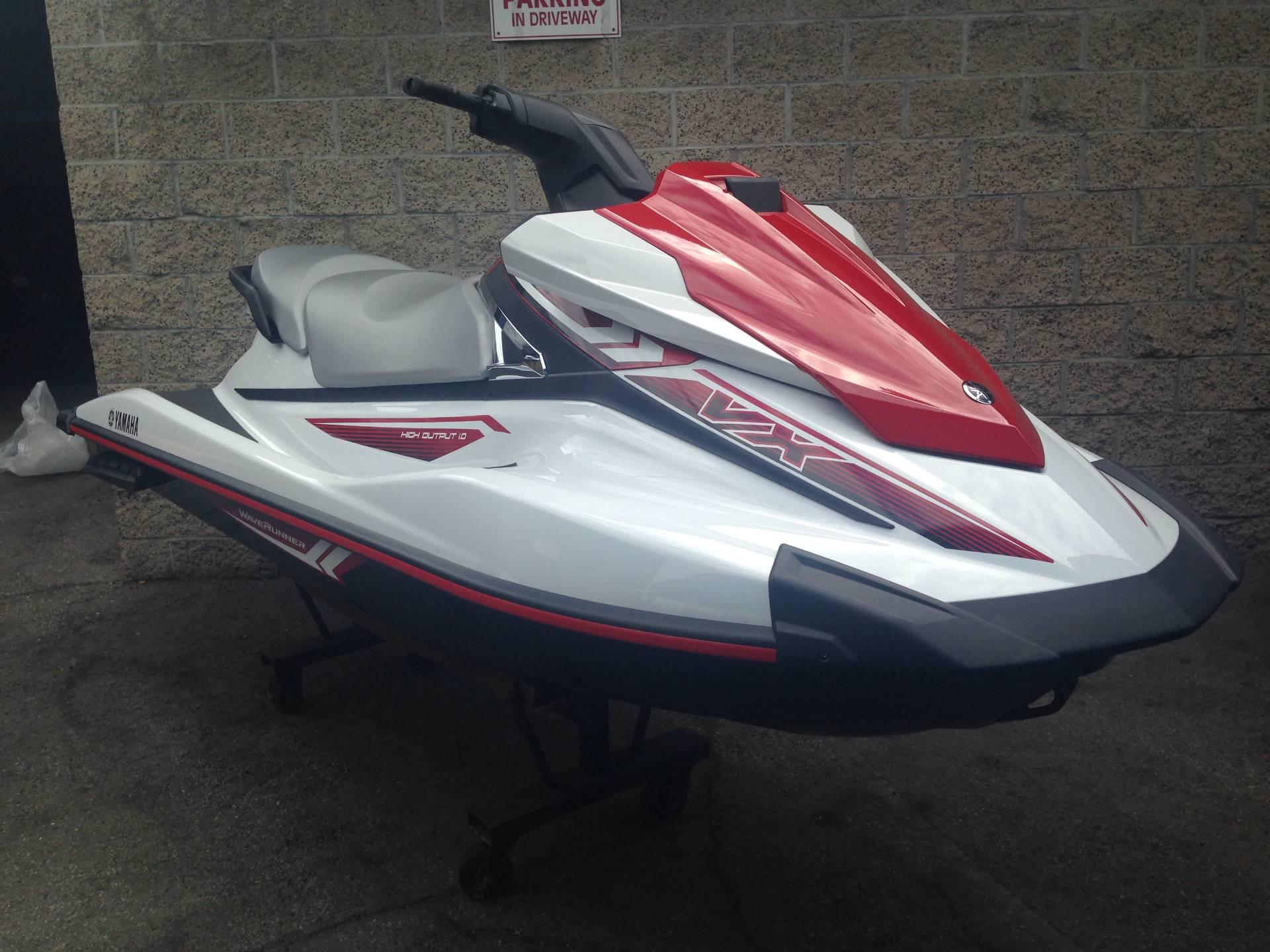 2017 Yamaha VX for sale 93047