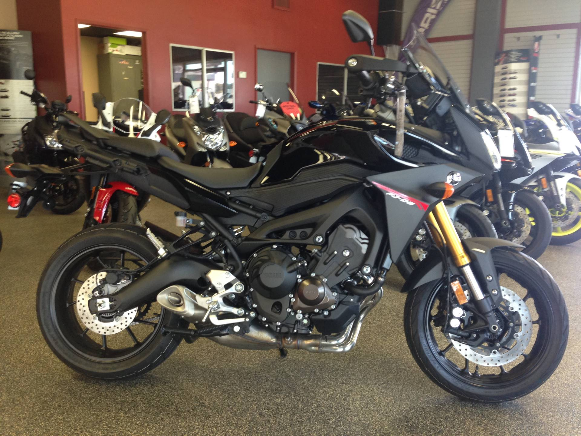 2016 Yamaha FJ-09 for sale 1610