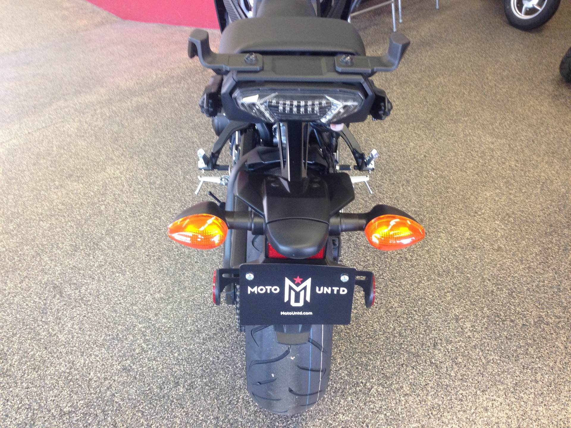 2016 Yamaha FJ-09 10