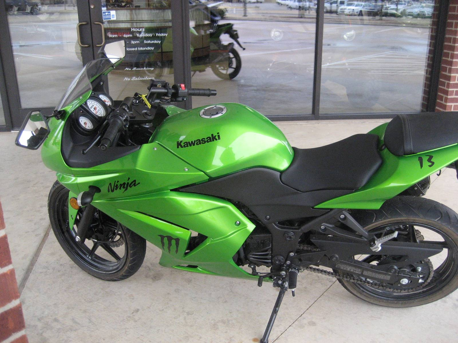 2012 Kawasaki Ninja® 250R in Shawnee, Oklahoma - Photo 1