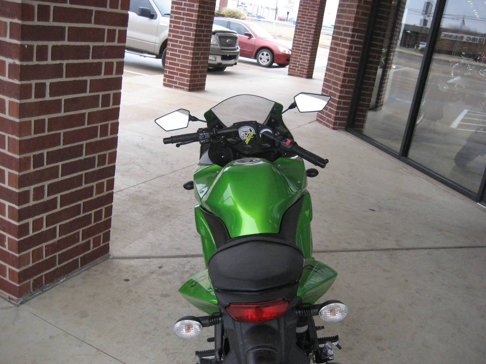 2012 Kawasaki Ninja® 250R in Shawnee, Oklahoma - Photo 4