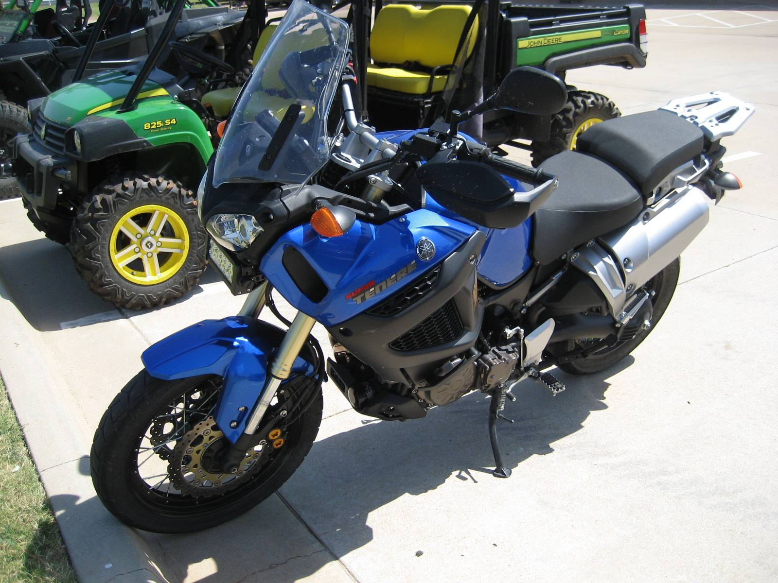 2012 Yamaha Super Ténéré in Shawnee, Oklahoma - Photo 1