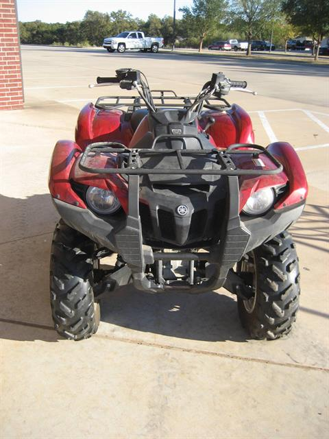 2009 Yamaha Grizzly 550 FI Auto. 4x4 EPS Special Edition in Shawnee, Oklahoma - Photo 2