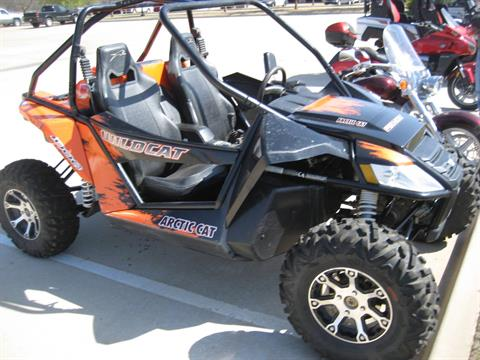 2014 Arctic Cat Wildcat™ 1000 in Shawnee, Oklahoma