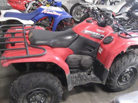 2013 Yamaha Grizzly 450 Auto. 4x4 EPS in Shawnee, Oklahoma