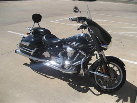 2011 Yamaha Stratoliner Deluxe in Shawnee, Oklahoma - Photo 1