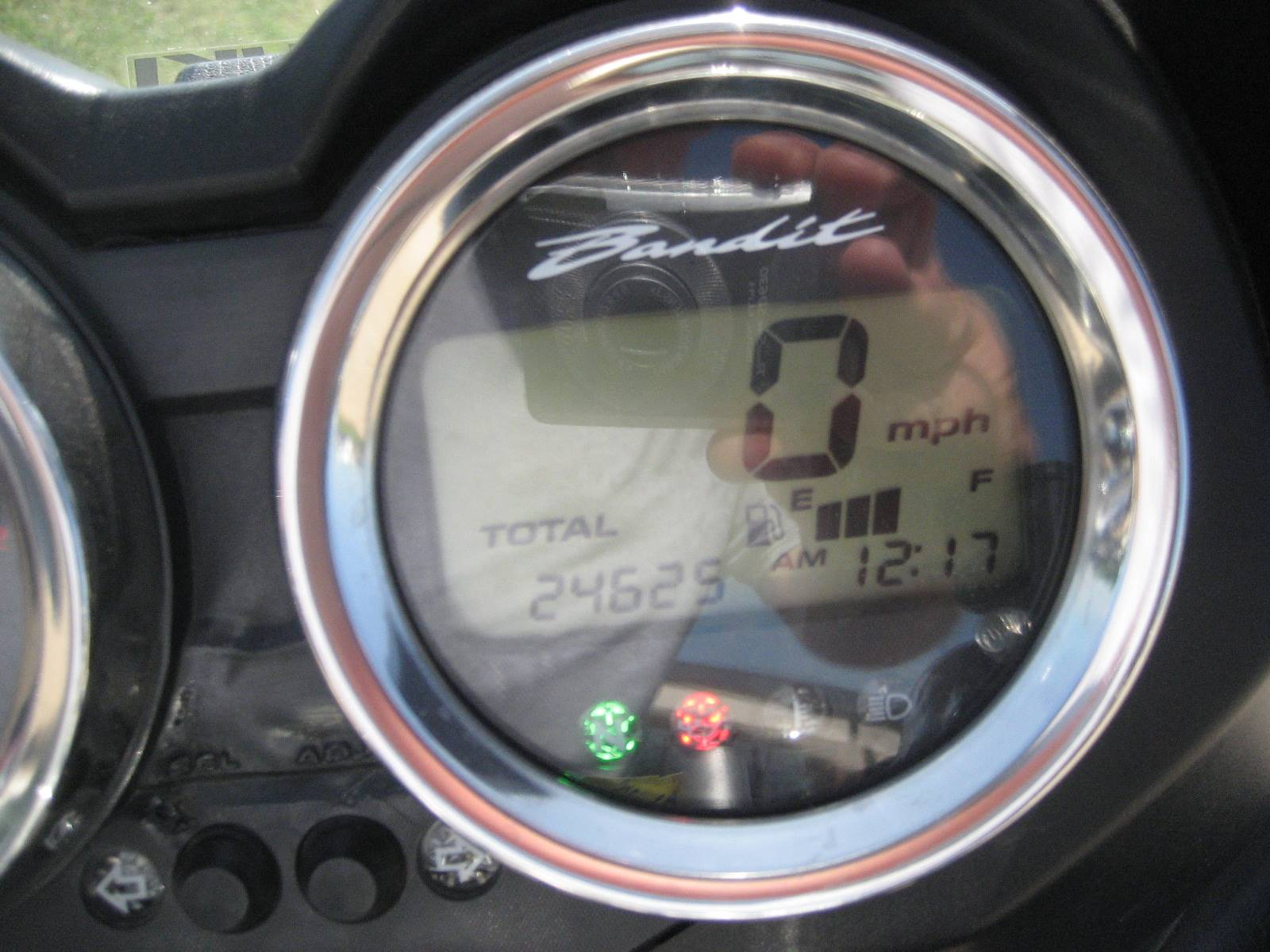 2007 Suzuki Bandit 1250 ABS in Shawnee, Oklahoma - Photo 5