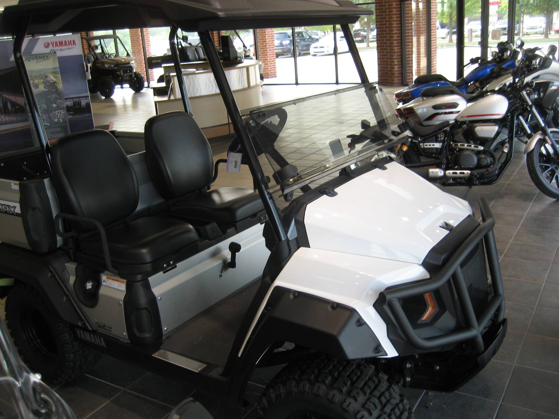 2019 Yamaha Umax One (Gas EFI) in Shawnee, Oklahoma - Photo 3