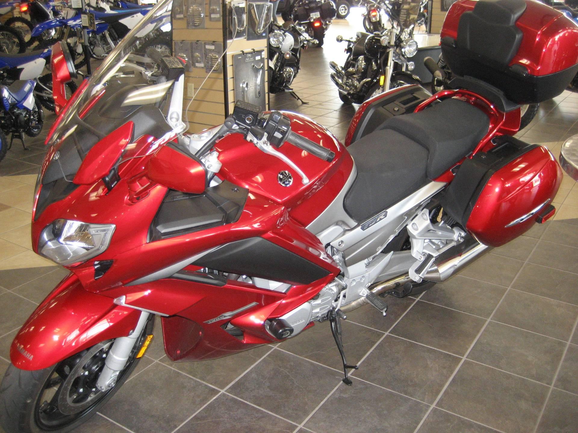 2014 Yamaha FJR1300A for sale 135566