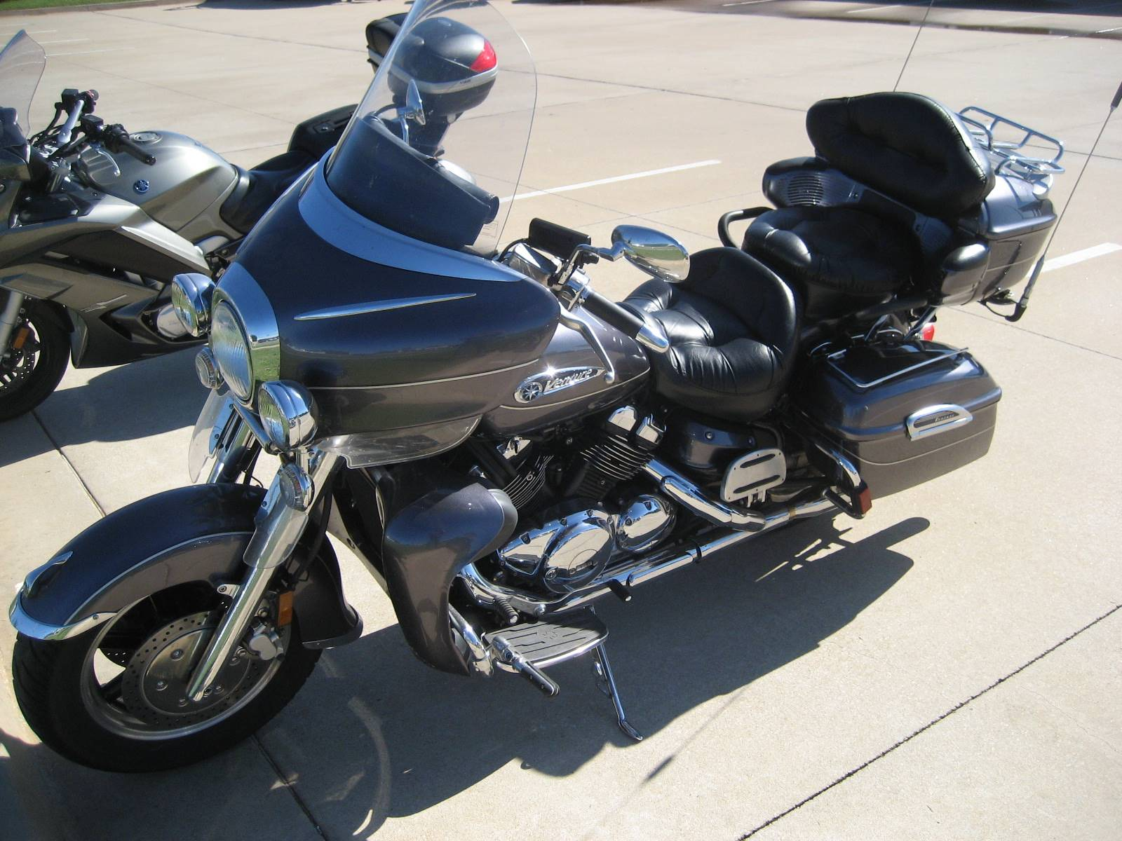 2008 Yamaha Royal Star® Venture in Shawnee, Oklahoma - Photo 4