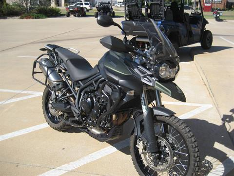 2013 Triumph Tiger 800 XC ABS in Shawnee, Oklahoma - Photo 1