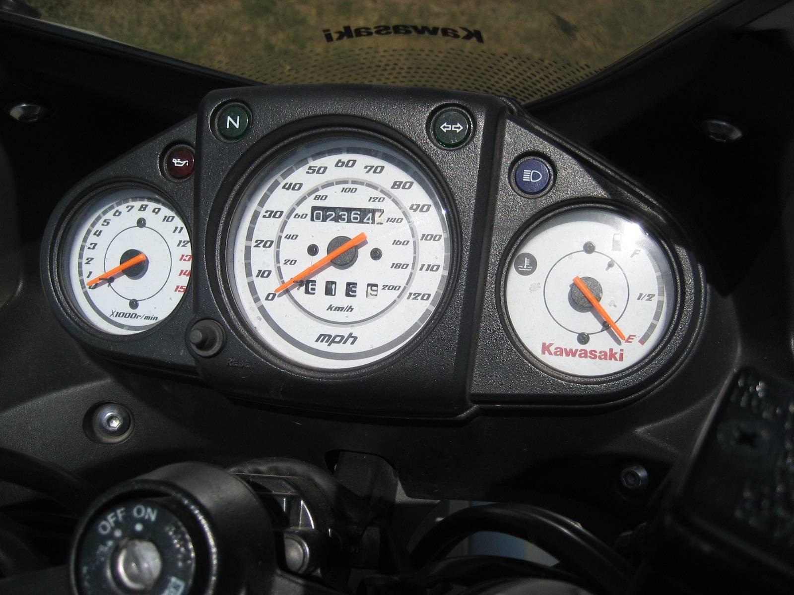 2011 Kawasaki Ninja 250R 3